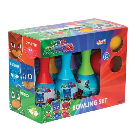 DEDE-Pj Masks Bowling Set COD.03393