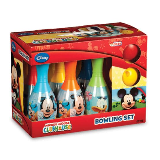 DEDE-Mickey Mouse Bowling COD.01916