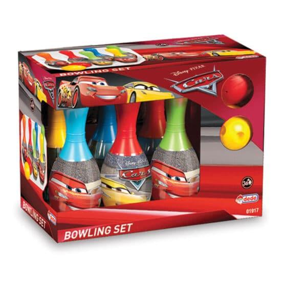 DEDE-Cars Bowling COD.01917