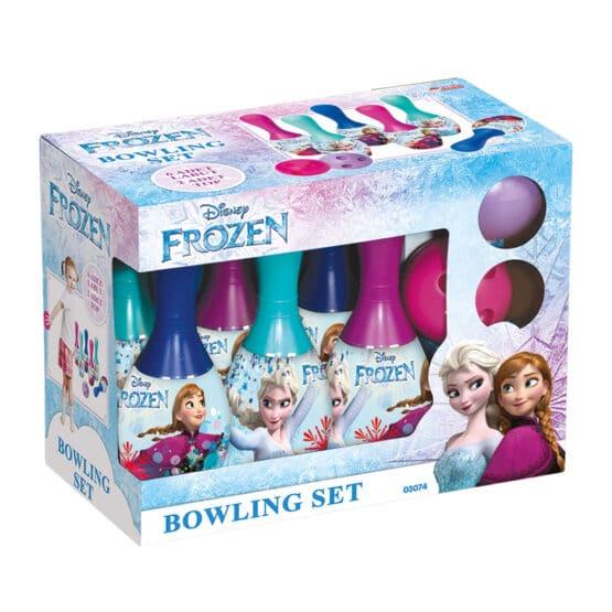 DEDE-Frozen Bowling Set COD.03074
