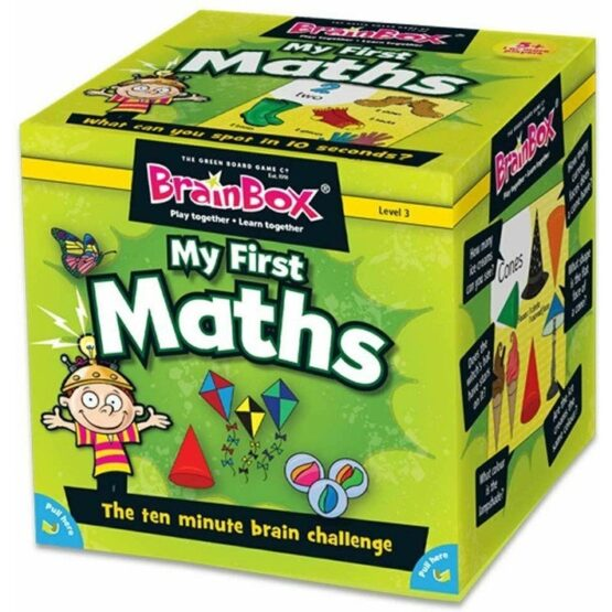 BrainBox-My First Maths(5+)COD.90039