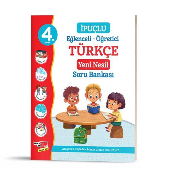 DİKKAT ATÖLYESİ-4.Sınıf İpuçlu Türkçe Yeni Nesil Soru Bankası