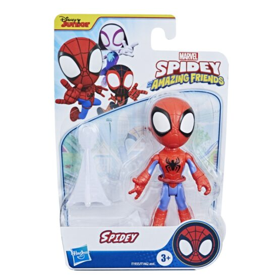 MARVEL-SPIDEY AND HIS FRIENDS-SPIDERMAN